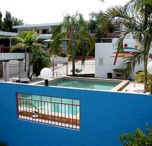 Caloundra Suncourt Motel - Accommodation Sunshine Coast