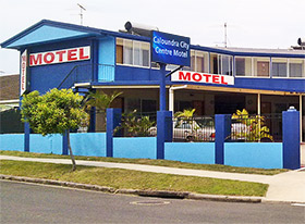 City Centre Motel - Accommodation Sunshine Coast