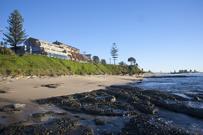 Oceanfront Motel - Accommodation Sunshine Coast