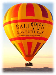 Balloon Adventures Barossa Valley - Accommodation Sunshine Coast