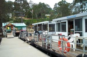 Clyde River Houseboats - Accommodation Sunshine Coast