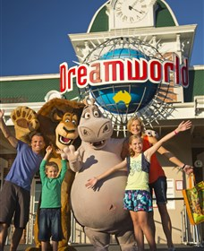 Dreamworld - Accommodation Sunshine Coast