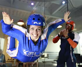 iFly Indoor Skydiving - Accommodation Sunshine Coast