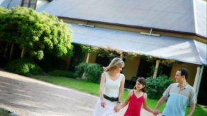 Lanyon Homestead - Accommodation Sunshine Coast