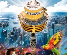 Sydney Tower Eye - Accommodation Sunshine Coast