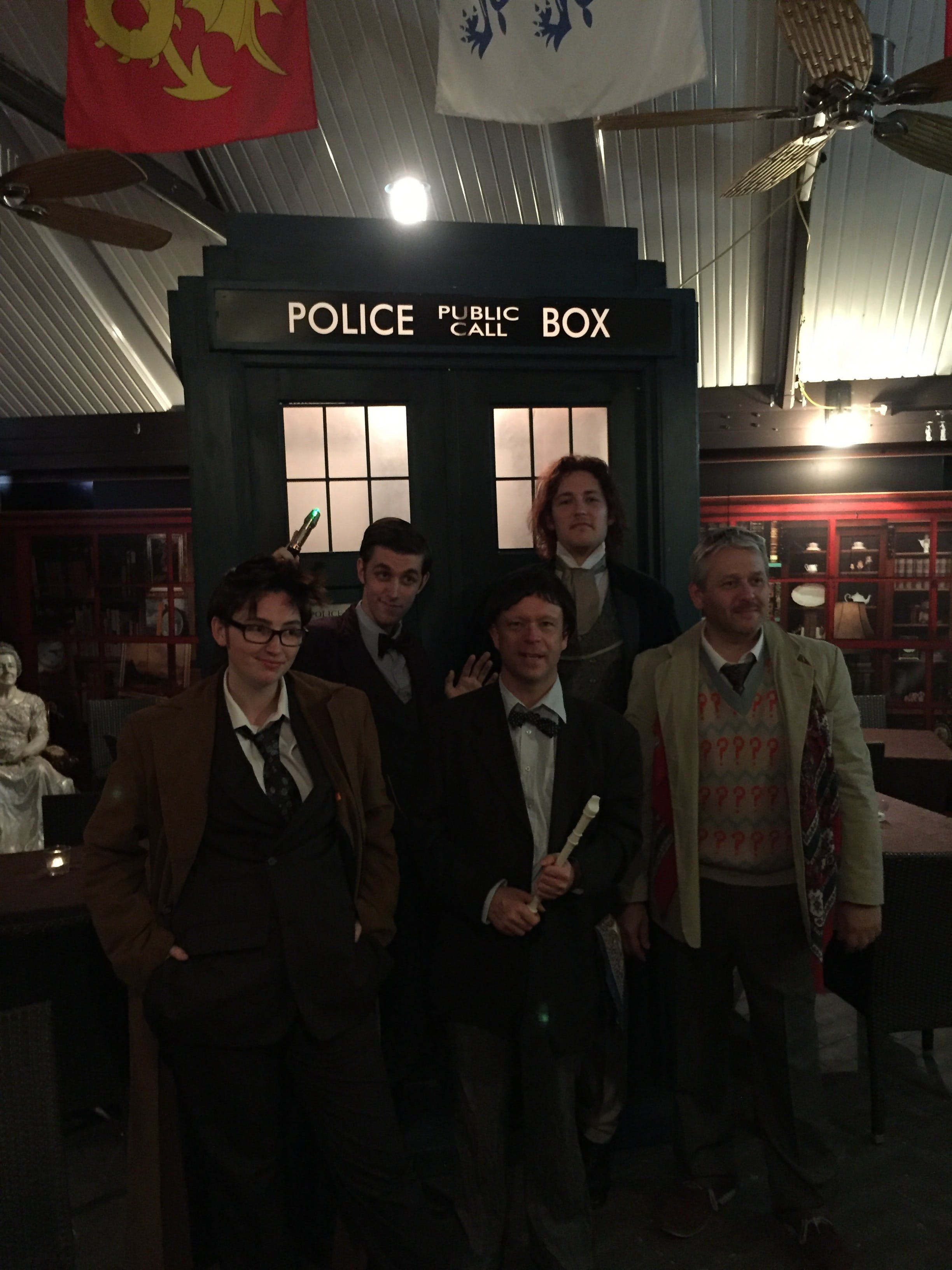 Dr Who Quiz Night - Accommodation Sunshine Coast