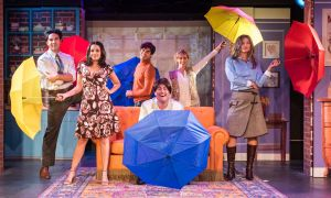 Friends The Musical Parody - Accommodation Sunshine Coast