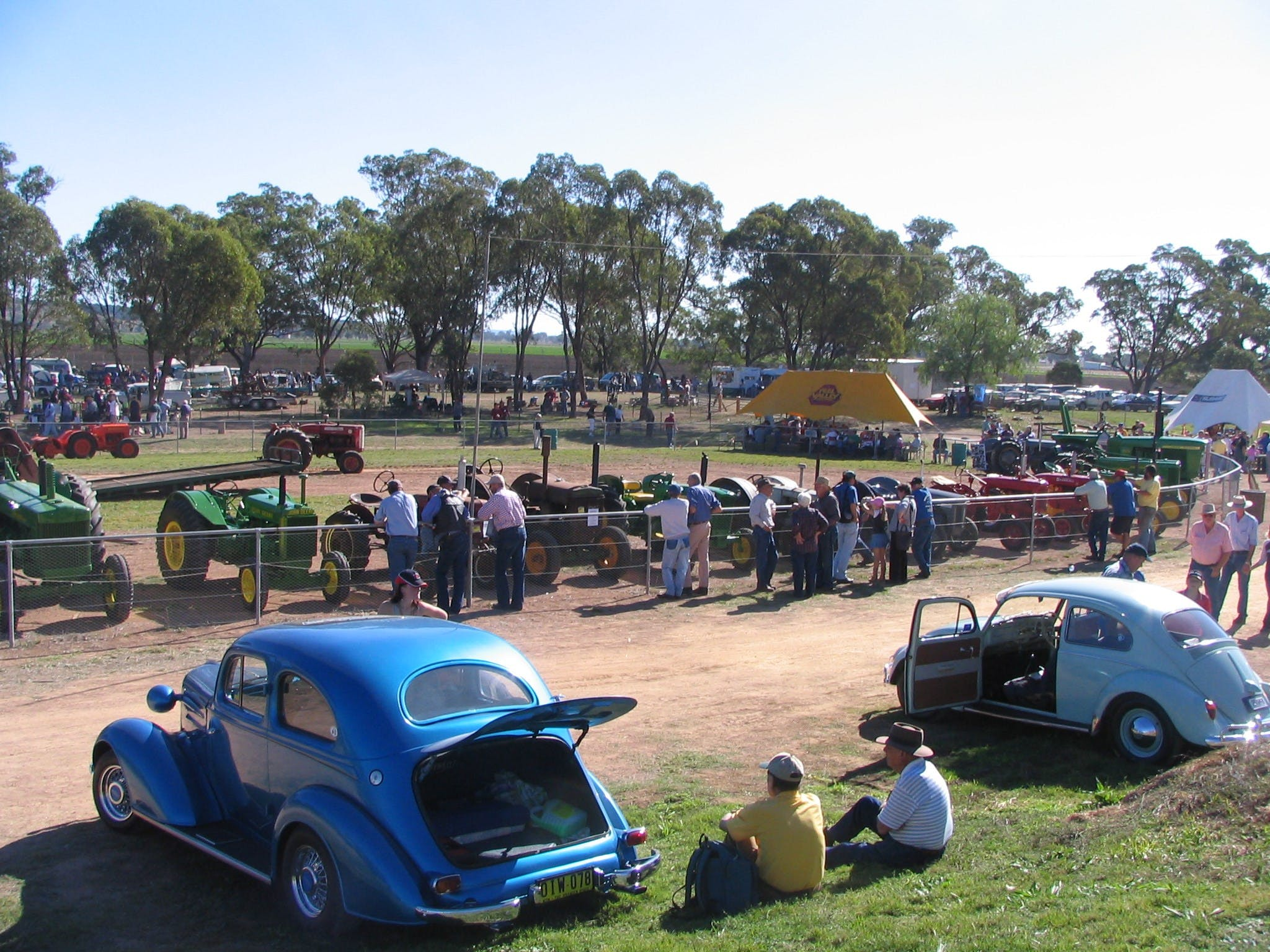 Quirindi Rural Heritage Village - Vintage Machinery and Miniature Railway Rally and Swap Meet - Accommodation Sunshine Coast