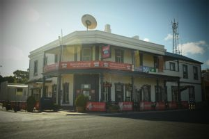Commercial Hotel Morgan - Accommodation Sunshine Coast