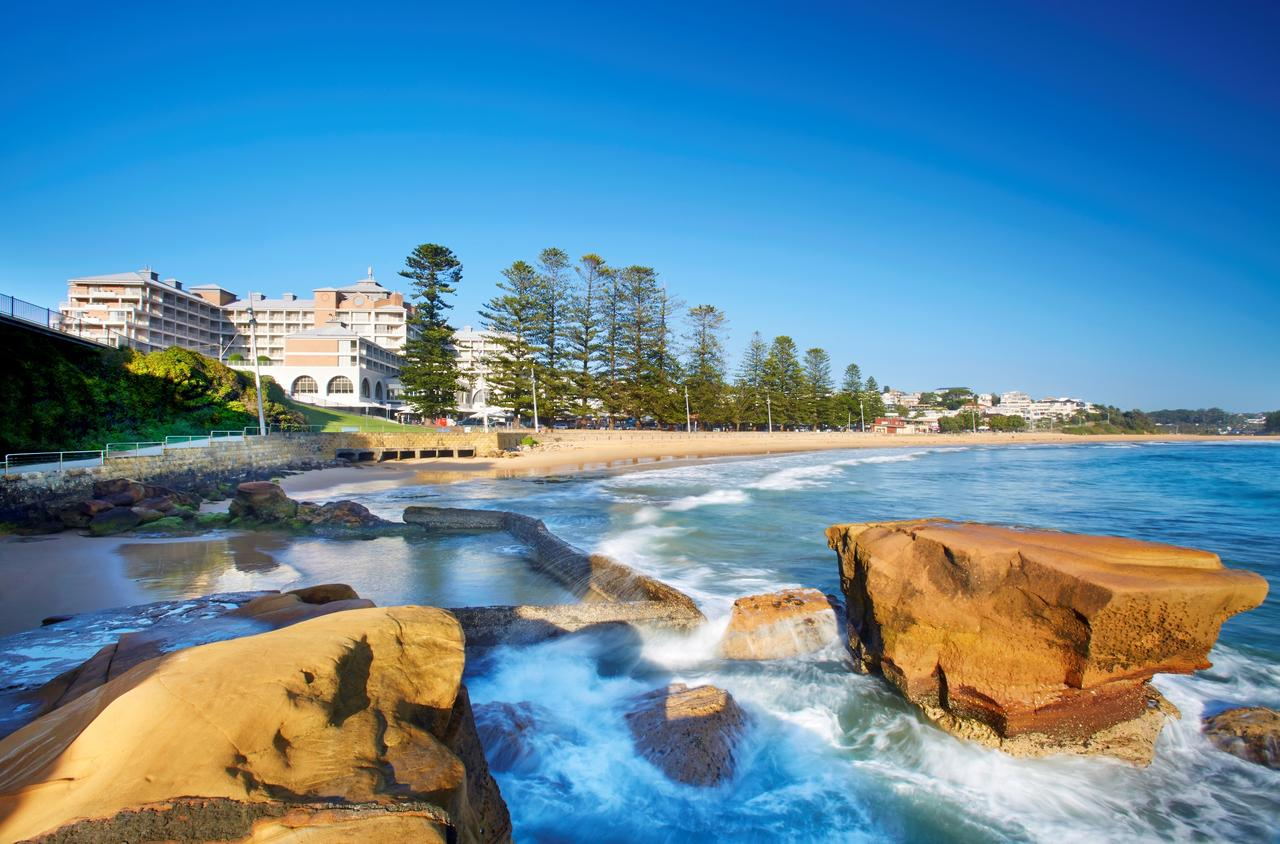 Crowne Plaza Terrigal Pacific - Accommodation Sunshine Coast