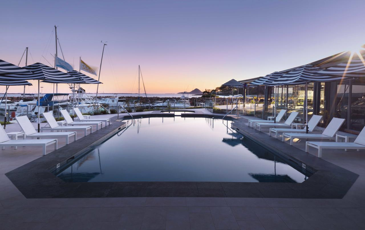 Anchorage Port Stephens - Accommodation Sunshine Coast