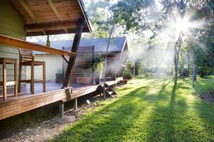 Airlie Beach Eco Cabins - Accommodation Sunshine Coast