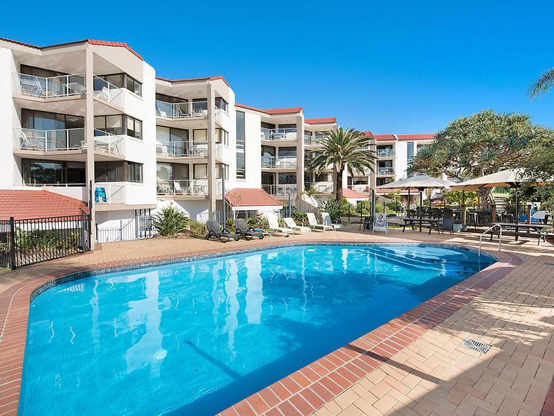 Casablanca Beachfront Apartments - Accommodation Sunshine Coast