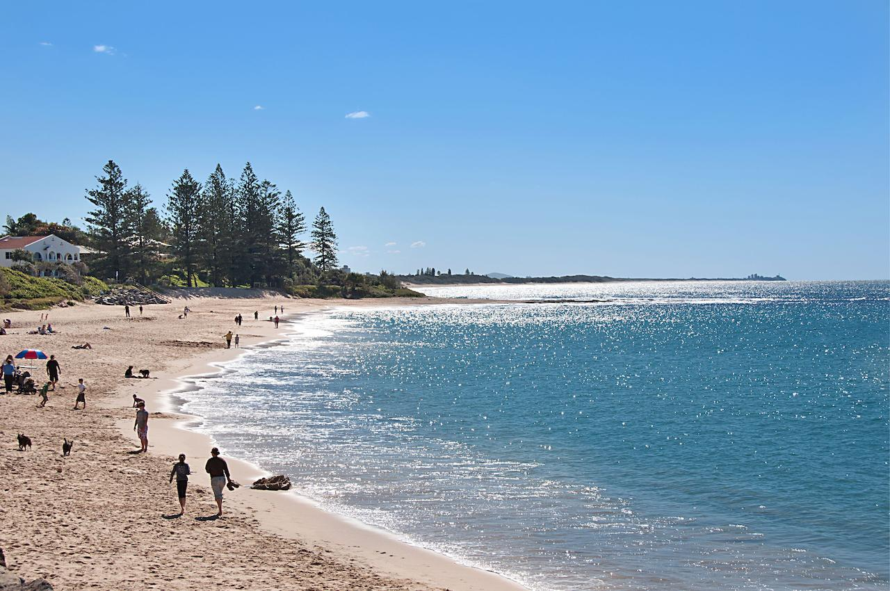 The Norfolks on Moffat Beach - Accommodation Sunshine Coast