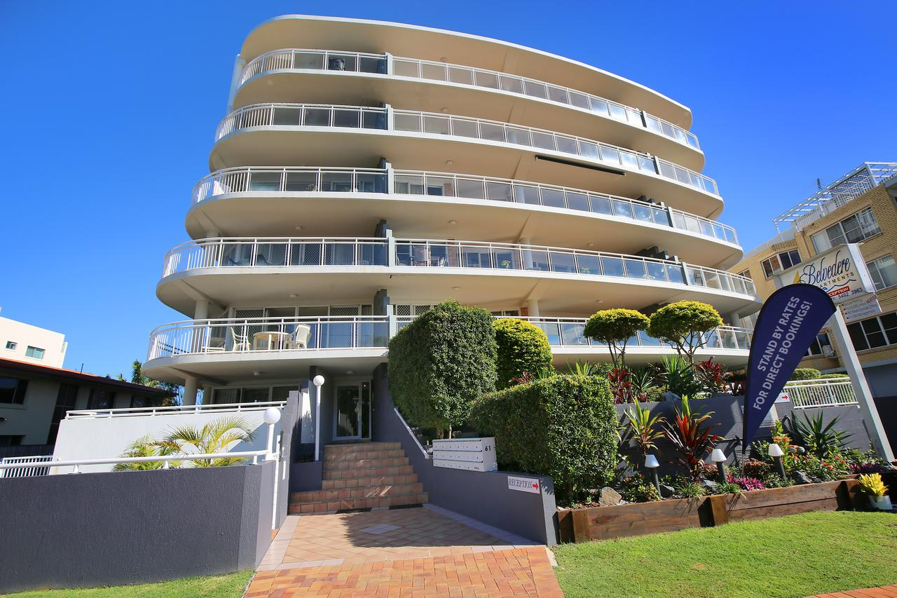 Belvedere Apartments - Accommodation Sunshine Coast