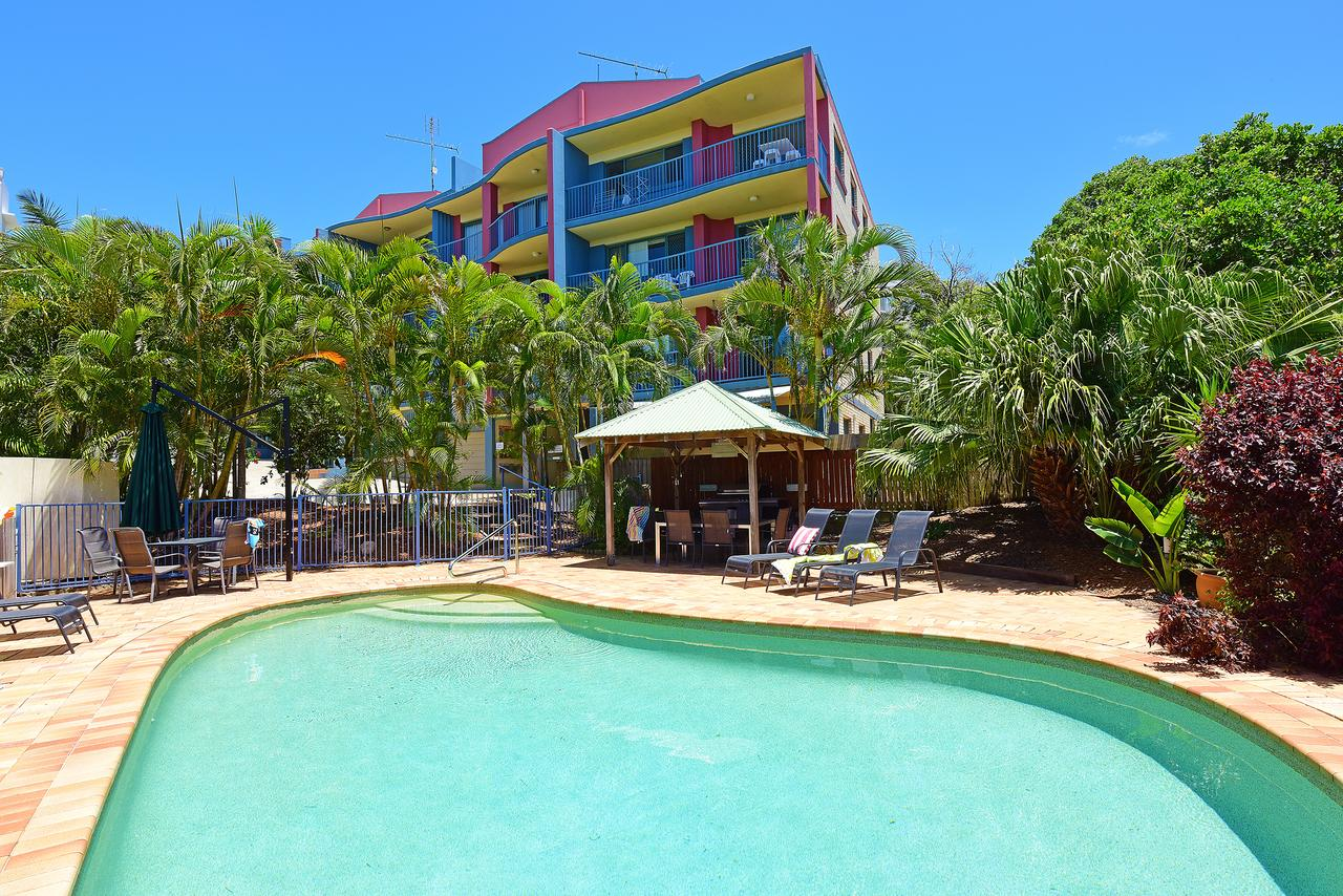 Lindomare Apartments - Accommodation Sunshine Coast