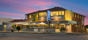 Blue Gum Hotel - Accommodation Sunshine Coast